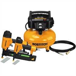 Bostitch - 2Tool Compressor Combo Kit - BTFP2KIT