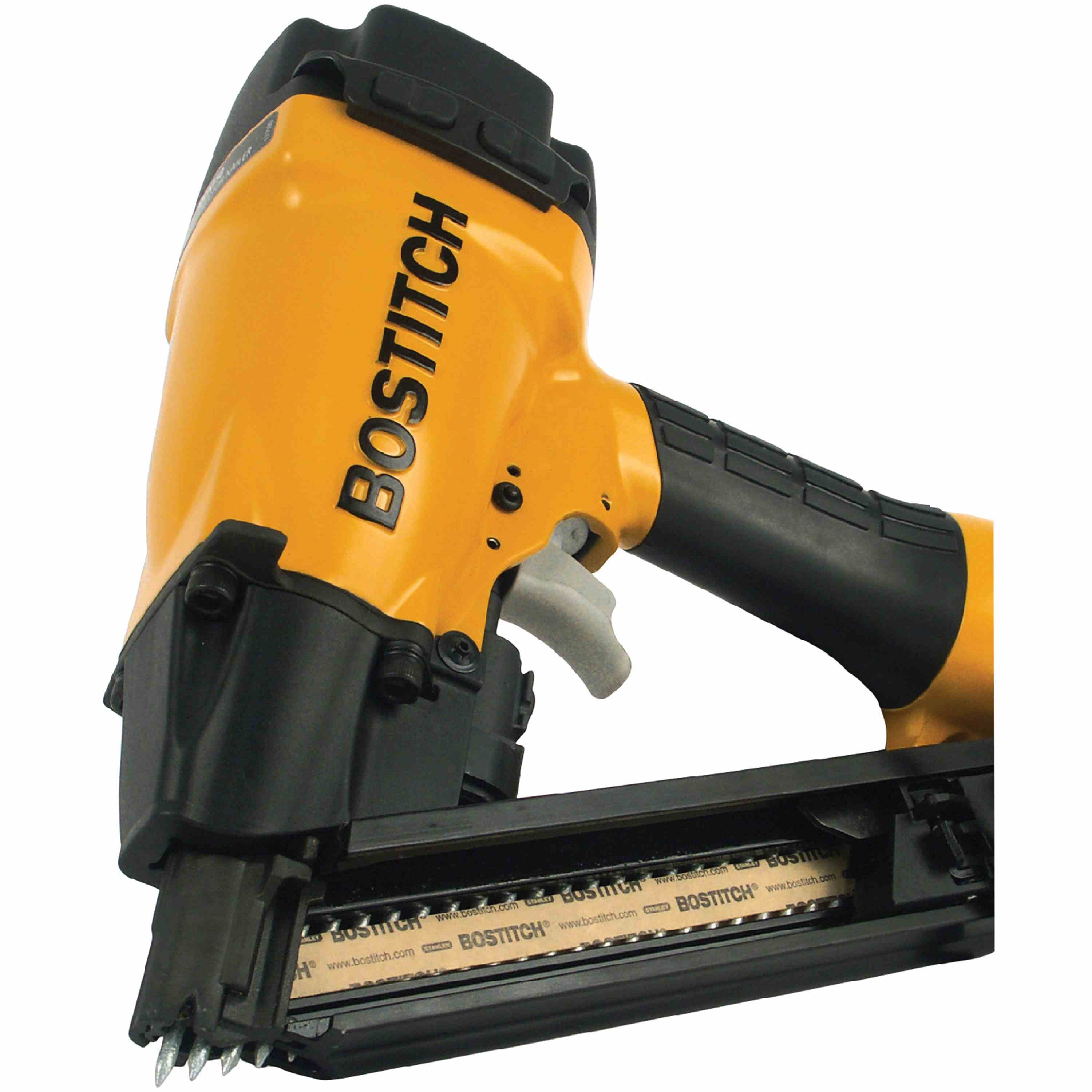 Bostitch - STRAPSHOT Metal Connector Nailer - MCN150