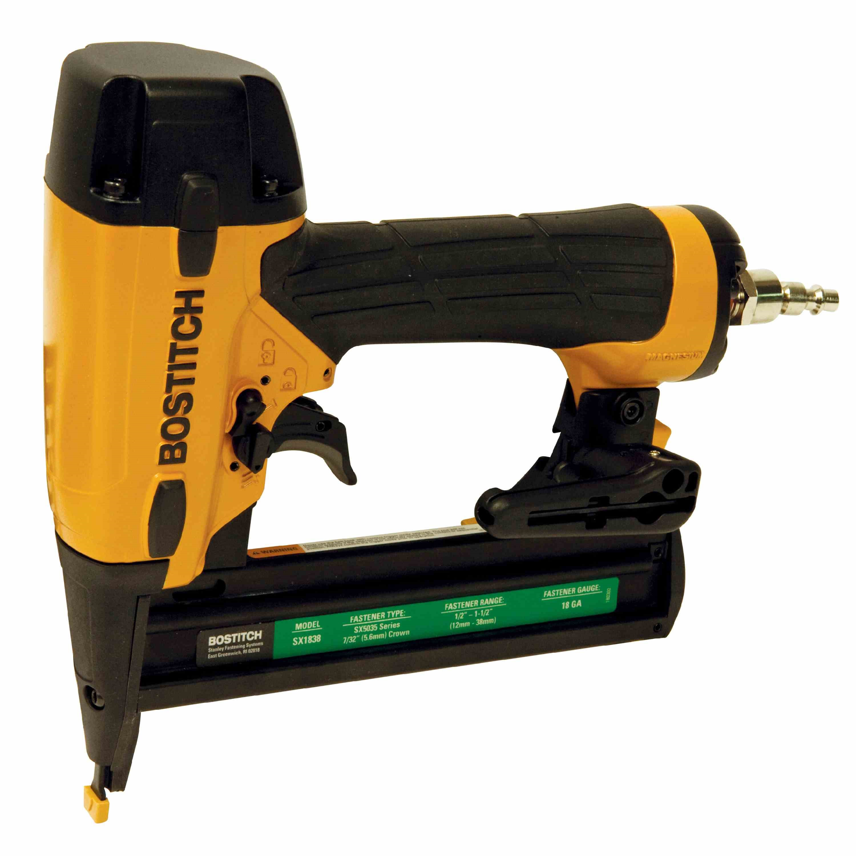 Bostitch - 18 Gauge Finish Stapler Kit - SX1838K